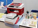 ワビット、大阪勧業展でA5UVインクジェットプリンタ紹介