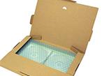 山櫻、内容物に合わせて資材選べる「メール便対応発送箱・発送袋」
